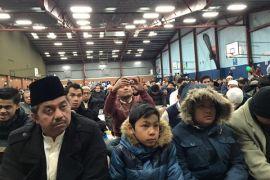 Lebaran a la muslim Swiss