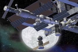 Pesawat kargo Cygnus tiba di Stasiun Luar Angkasa Internasional