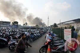 Penyebab Kebakaran Penitipan Motor Di Bogor Diselidiki Polisi