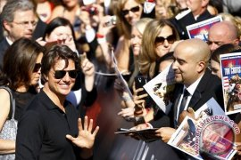 Tom Cruise Kembali di Mission Impossible