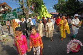 Sejumlah wilayah di Gorontalo rayakan Lebaran Ketupat