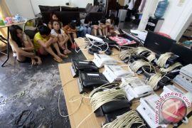 Polisi tangkap 31 warga China-Taiwan terlibat penipuan