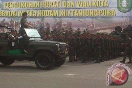 Kodam Tanjungpura Akan Tambah Pos Pengamanan Perbatasan