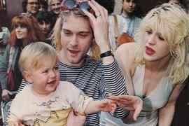 Keluarga tolak publikasi foto kematian Kurt Cobain
