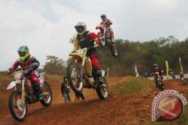 Sumsel tuan rumah kejuaraan motorcross Asia