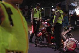 Polisi razia balapan liar di Gorontalo