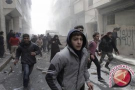 Sekjen PBB Serukan Bantuan Mendesak Untuk Pengungsi Palestina