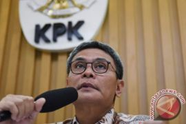 KPK tetapkan Dirjen Perhubungan Laut sebagai tersangka