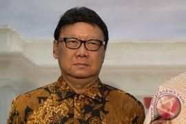 Mendagri lantik Rektor IPDN Ermaya Suradinata