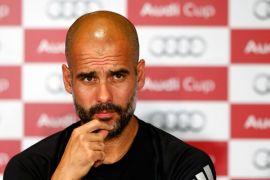 UEFA hukum Pep Guardiola dan Liverpool