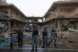 Amerika Serikat belasungkawa atas serangan mematikan di Afghanistan