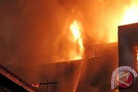 Kebakaran hanguskan puluhan rumah warga Kerinci