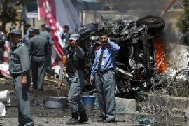 Serangan bom terhadap tanker minyak tewaskan 15 orang di Afghanistan