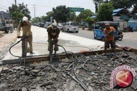 Anggaran Pembangunan Infrastruktur Di Banjarmasin Berkurang