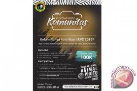 "TSI Ajak Komunitas ""Hunting"" Lomba Foto Satwa"
