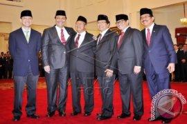 Enam Menteri Baru Kabinet Kerja