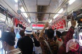 Upacara Di Kereta Mariahkan Hari Kemerdekaan