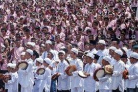 Pagelaran Musik Etnik Raih Rekor MURI
