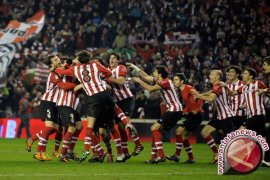 Imbangi Barcelona, Athletic Bilbao Juara Piala Super Spanyol