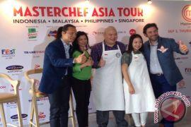 Koki rumahan dari delapan negara bersaing di MasterChef Asia