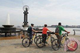 Pontianak Bangun Jembatan Beton di Kampung Beting