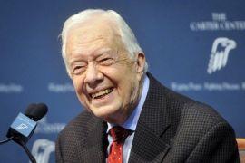 Jimmy Carter: Trump layak dapat Nobel jika berhasil damaikan Korut