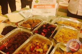 Menu Makan Siang Jamaah Haji di Makkah
