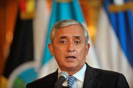 Terkait korupsi, Presiden Guatemala tolak mundur