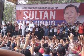 Sultan-Mujiono komitmen kembangkan sektor pertanian