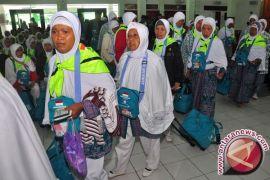 Pemberangkatan Jamaah Haji Gelombang Pertama Berakhir