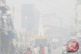 Kabut asap di Jambi ganggu aktivitas nelayan