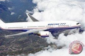 Sebuah Boeing 777 Mendarat Darurat di Jepang