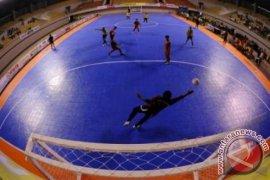 PON 2016 - Futsal Kaltim Kalahkan Kalbar di Laga Perdana