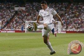 Inter Milan Bersiap Datangkan James Rodriguez dan Pepe