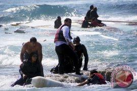 Polisi curia penyeludupan manusia dalam kecelakaan di Yunani