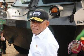 Menhan tegaskan pelibatan TNI penting dalam pemberantasan terorisme