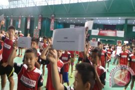 Audisi Djarum Purwokerto-Surabaya sisakan 328 peserta