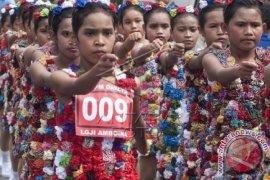152 Regu Meriahkan LGJI Ambon 2015