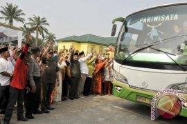 Plh Bupati Sergai Lepas Keberangkatan Calon Haji