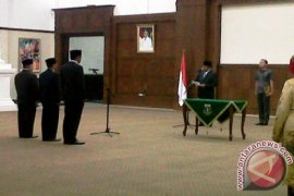 Gubernur Banten Rotasi Tiga Pejabat Eselon II
