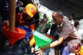 PDAM Bekasi Pasok Air Bersih Daerah Kekeringan