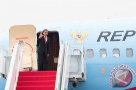 Presiden Joko Widodo tiba di Vietnam