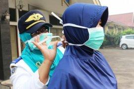 BPBD Singkawang Bagikan 14 Ribu Masker