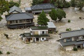 Jepang berupaya kirimkan bantuan pada korban banjir parah