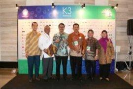 Banten Raih Penghargaan Kesehatan Dan Keselamatan Kerja
