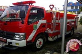 BNPB Bangka Tengah Kekurangan Mobil Damkar