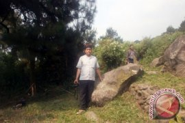 Situs Megalitik Gunung Salak Butuh Perhatian