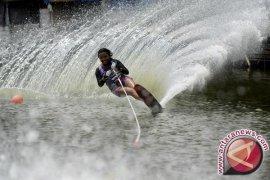 Atlet Ski Air Kaltim Keluhkan Sarana Latihan