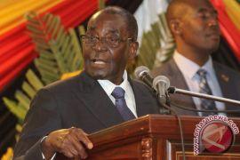 Mugabe ke Singapura untuk pemeriksaan kesehatan