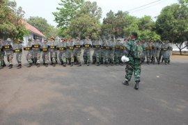 Pasukan Anti Huru Hara Lanut ATS